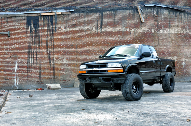 rough country 243 20 6 lift kit for chevy 95 04 s10 blazer 4wd
